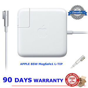 New-Original-OEM-APPLE-MacBook-Pro-15-034-17-034-85W-AC-Power-Adapter-Charger-A1343