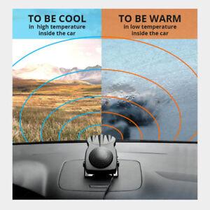 Autoheizluefter-Zusatzheizung-Standheizung-12V-150-Watt-Autoheizung-Heizluefter-DE