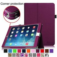 Apple Ipad 1st Gen Original Generation Ipad 2/3/4 Ipad Air Leather Case Cover