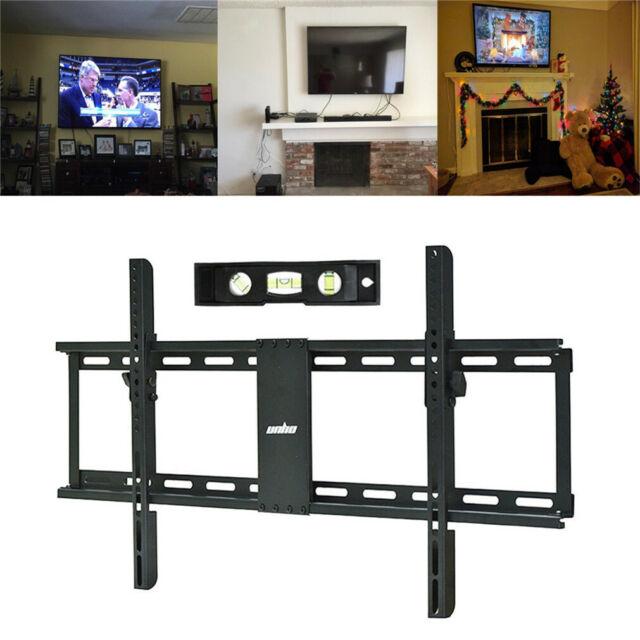 Super Slim Flat Tv Wall Mount Bracket 32 42 55 60 65 70 75 80 Inch