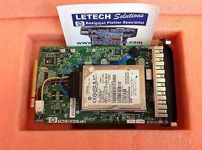Formatter Board  Q6675-67033 For HP Designjet Z2100 Z2100 Photo W//HDD FW SV NEW