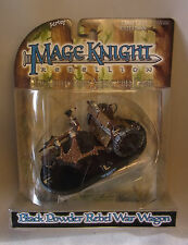 Wizkids Mage Knight OVP BLACK POWDER REBEL WAR WAGON