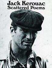 City Lights Pocket Poets: Scattered Poems No. 28 by Jack Kerouac (2001, Paperback)