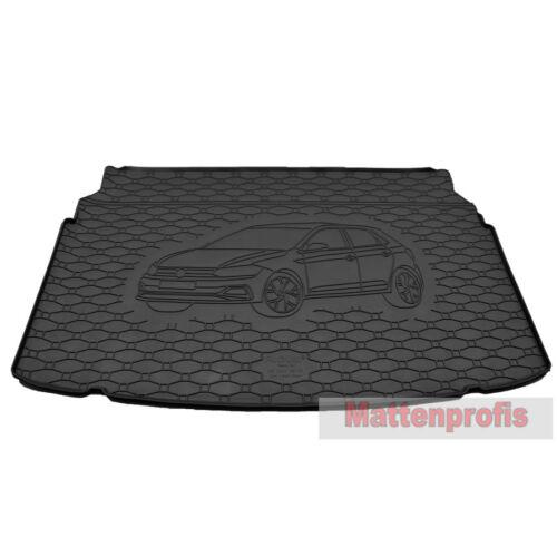 Gummimatte Kofferraumwanne passend für VW Polo 6 VI AW1 oberer Boden Bj.2017 GKK