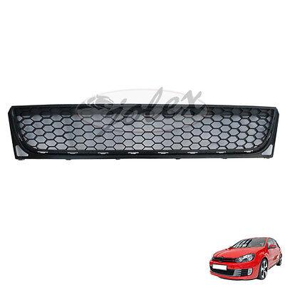 Lüftungsgitter Stoßstangengitter für Stoßstange vorne unten VW Golf 6 GTI 08-12