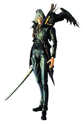Square Enix Cowboy Bebop  Play Arts Kai Vicious Action Figure