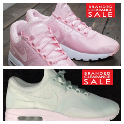 Details about Womens NIKE AIR MAX ERA Pink Running Trainers 811100 601