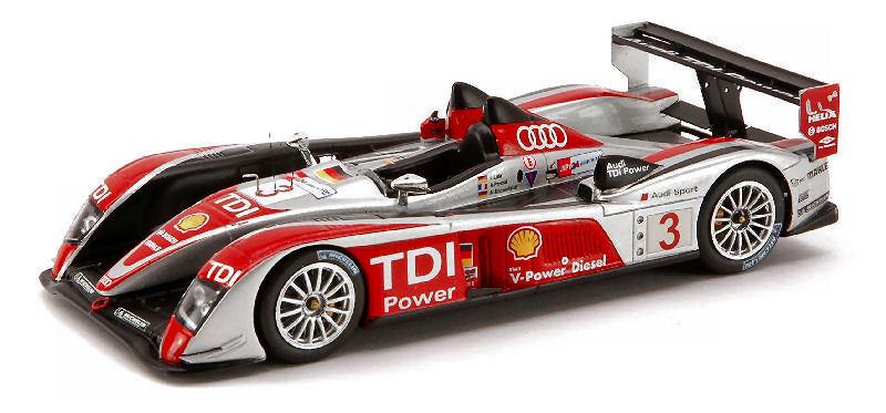 Audi R 10 th Lm 2008 1 43 Model S0685 SPARK MODEL