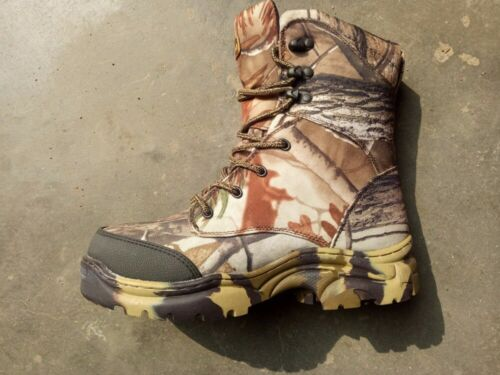 20c Winter Thick Warm Waterproof Snow Boots Details about  /Tactical High Shoes Hiking Hunting