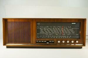 Saba-Lindau-LI-16-Roehrenradio-60er-Jahre-3-Watt-klingt-super-Radio-Roehre-Tube