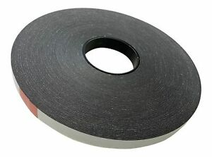 2-65-M-Industria-Pe-Schiuma-3-Metro-Nastro-Adesivo-Fronte-Retro-Adhesivo-19mm