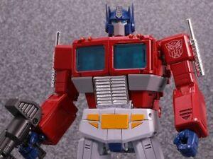 Takara Tomy Transformers Masterpiece MP-44 Optimus Prime 3.0 Convoy IN ITALIA