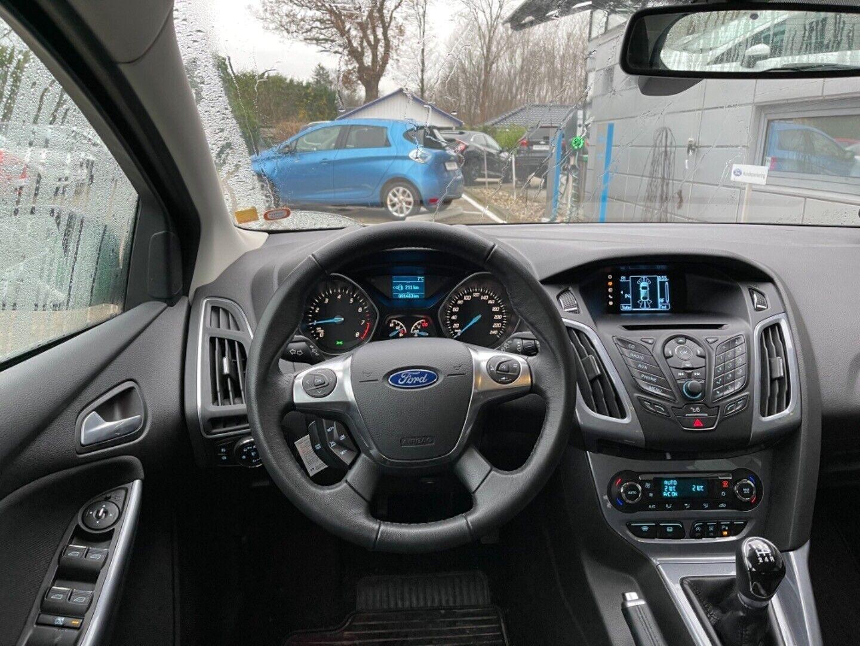 Ford Focus 1,0 SCTi 100 Titanium stc. - billede 4