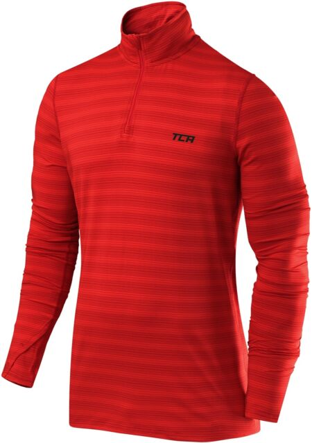 Dólar Habubu mecanógrafo  ASICS Fujitrail Mens Red Motion Dry Long Sleeve Half Zip Running Hoodie Top  S for sale | eBay