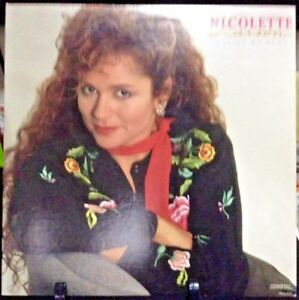 NICOLETTE-LARSON-Rose-of-my-Heart-Album-Released-1986-Vinyl-Record-USA