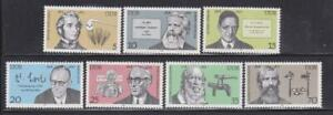 DDR157-EAST-GERMANY-DDR-1978-FAMOUS-PEOPLE-MNH