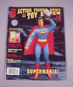 Action Figure News Toy Review Price Guide 35 Superman Star Wars Coins Gi Joe Ebay