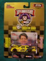 1:64 50th Anniversary 1998 Press Pass Collector Series Johnny Benson