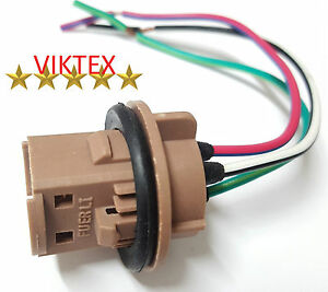 1x-T20-7443-W21-5W-W3x16Q-LAMPEN-FASSUNG-REPARATUR-SOCKEL-BIRNE-STECKER-KABEL