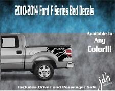 2010 2011 2012 2013 2014 Ford Truck Bed Vinyl Decal Sticker F150 F250 F350 FX4