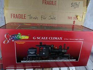Spectrum-Bachmann-81181-train-engine-G-25-ton-class-b-narrow-paint-large-black