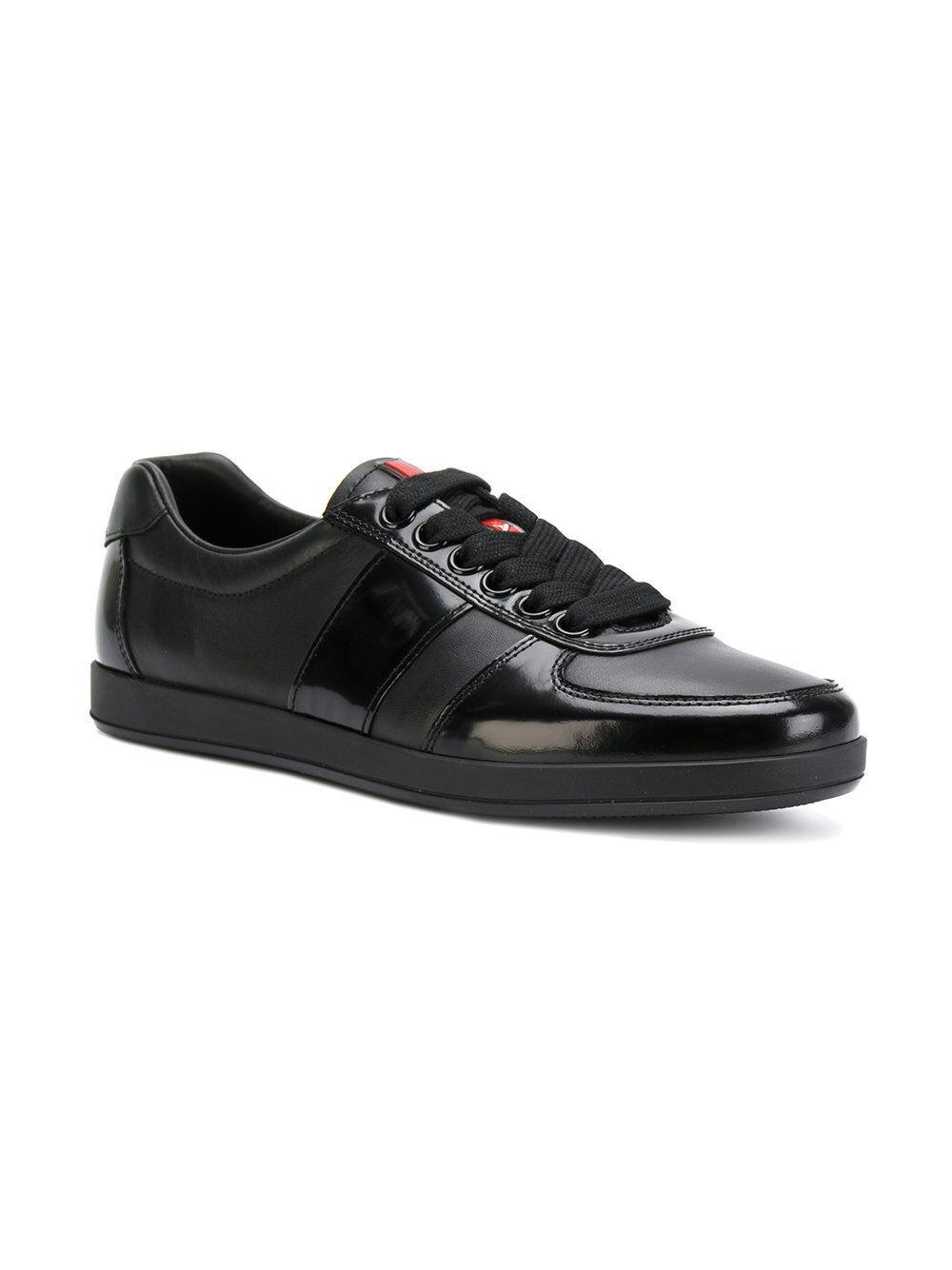 PRADA Scarpe Da Uomo Fashion Scarpe da da da ginnastica МУЖСКАЯ 男鞋 紳士靴 100% Autentico cI8 bb58c4