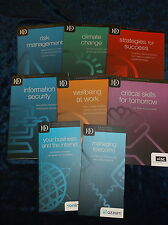 8 INFORMATIVE IOD A DIRECTOR'S GUIDE BOOKS  P/B  ***UK POST 3.25***
