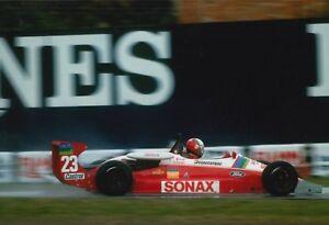 Bernd-Schneider-Hand-Signed-Formula-1-12x8-Photo-F1