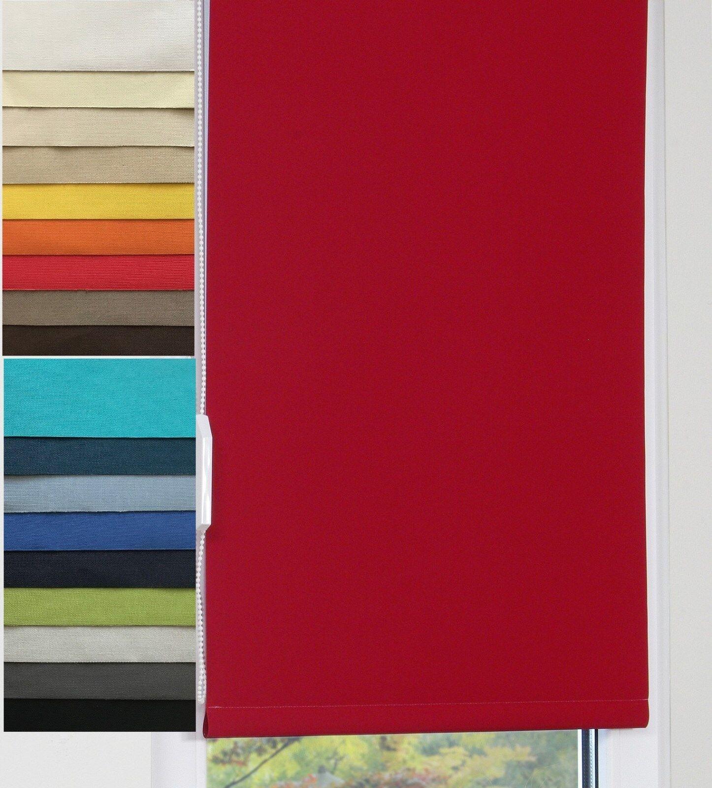 Verdunkelungsrollo Thermo Fensterrollo  Rollo auf Maß | Stabile Qualität  Qualität  Qualität  5c7145