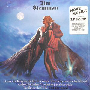 JIM-STEINMAN-Bad-For-Good-GER-Press-Epic-EPC-84361-1981-LP