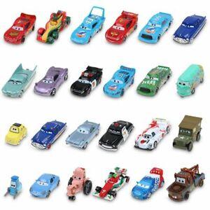Disney-Pixar-Cars1-Cars-2-Tomy-Metal-voiture-jouet-livraison-gratuite-jouet