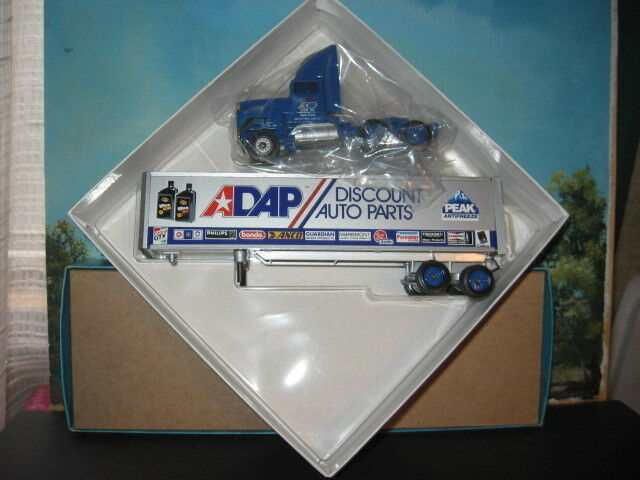 WINROSS 1 64 ADAP DISCOUNT DISCOUNT DISCOUNT AUTO PARTS TRACTOR AND TRAILER  50a975