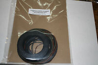 Poclain Replacement Seal Kit For Ms08 Double Speed Wheel/drive Motor