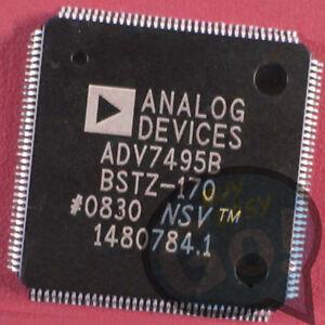 1PCS ADV7495BBSTZ-170 ADV7495B-BSTZ-170 Manu:AD Encapsulation:QFP-144