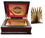 Gold-Plated-Playing-Cards-Poker-Deck-Wooden-Box-amp-99-9-Certificate-24k-Foil thumbnail 35