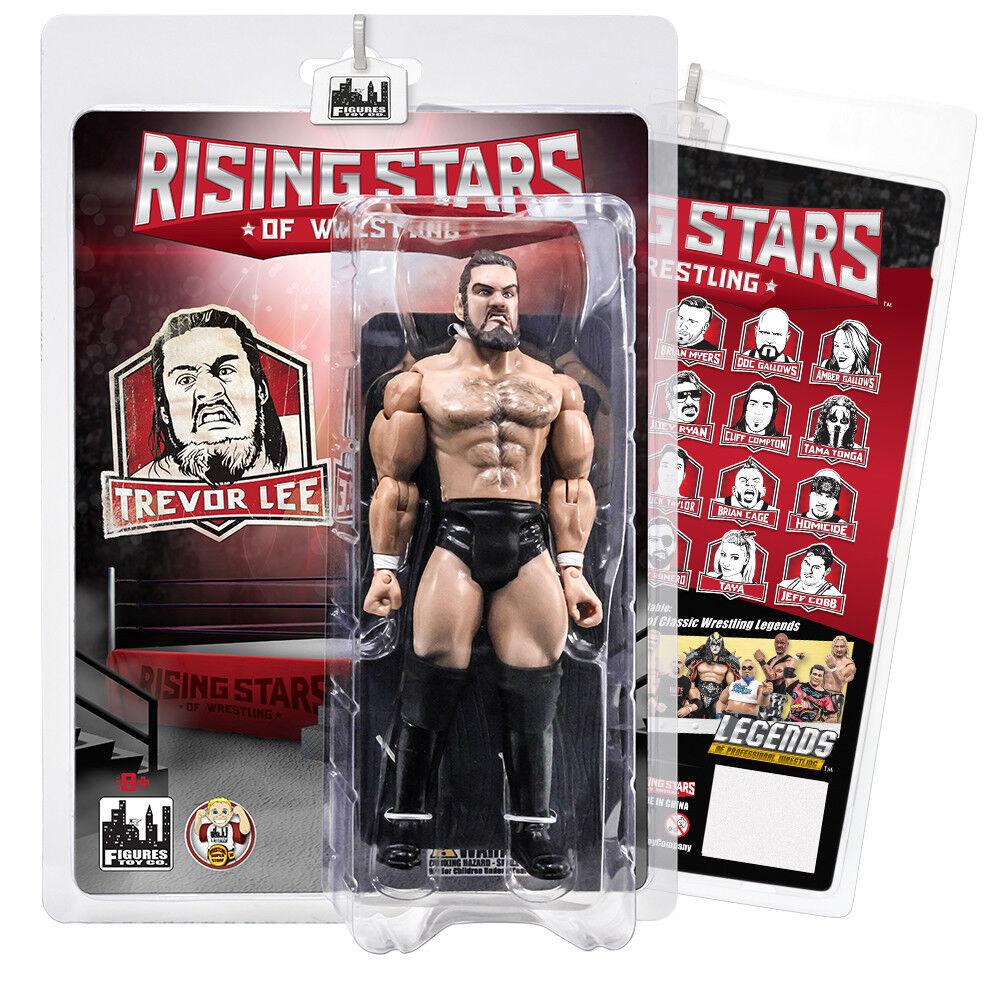 Rising Stars of Wrestling Action Figure Series  Trevor Lee