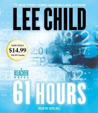 Jack Reacher: 61 Hours No. 14 by Lee Child (2011, CD, Abridged)