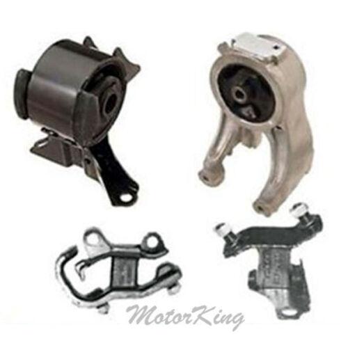 For Engine Motor Mount /&Transmission Mount 99-04 Honda Odyssey 3.5L 4pc Set M041