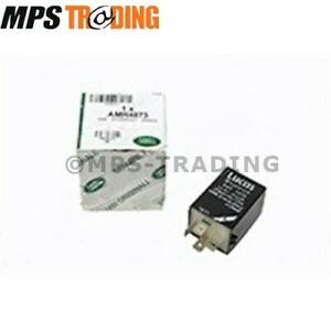 LAND ROVER FREELANDER OR DISCOVERY BLUE 4 PIN RELAY