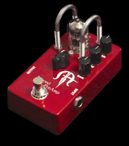 Guitar Picks Marty Friedman Model Beyond Tube PreAmp Guitar Effects Pedal