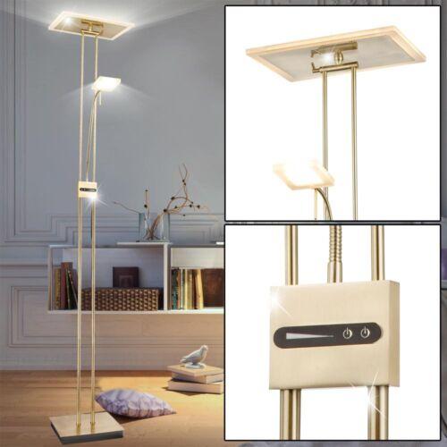 LED 36 Watt Steh Lampen Dielen Decken Fluter Spot Leuchten DIMMBAR Beleuchtung