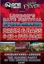 Tranz-mission – 2016 – Drum & Bass Pack