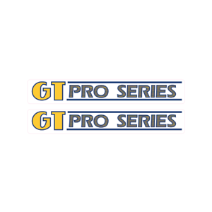 1985 GT BMX Pro Series fork decals