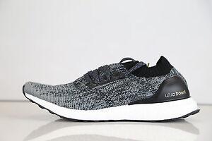 best cheap d3297 851d2 La foto se está cargando Adidas-Ultra-Boost-Uncaged-Negro-Carbon-BB3900-8-