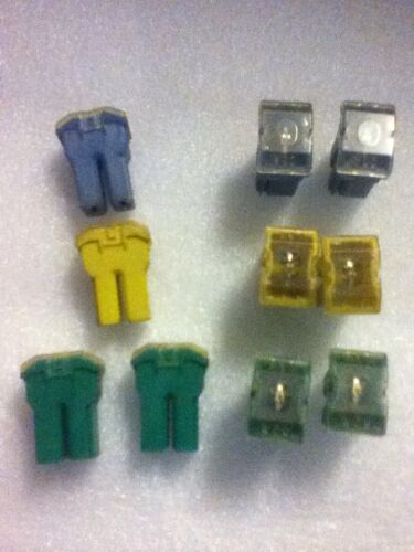 60 Amp Fuses 10 pack e7gz-14526-a 40 Ford Genuine 20