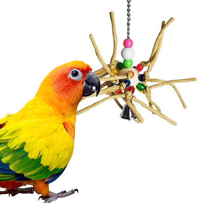 1146 Banger Bird Toy Parrot Cage Chewy Cages Cockatiel Conure Budgie Parakeet Professioneel Ontwerp