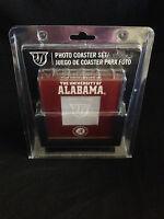 University Of Alabama Set Of 4 Photo Coaster Set
