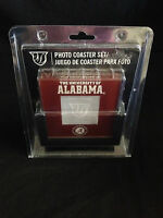 University Of Alabama Set Of 4 Photo Coaster Set