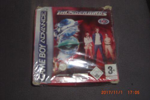 1 von 1 - Thunderbirds (Nintendo Game Boy Advance, 2004) NEU BILDER ANSCHAUEN
