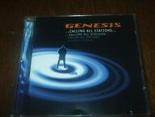GENESIS CD Album CALLING ALL STATIONS Orig 11 tracks 1997 - Very Good Cond